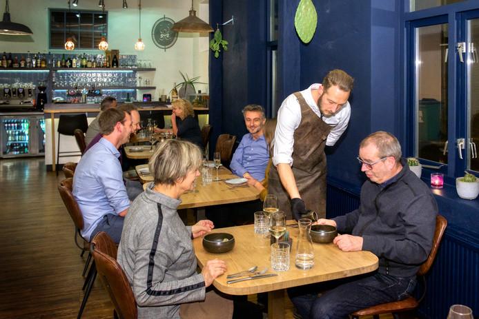 Restaurant Cuisson in Arnhem.