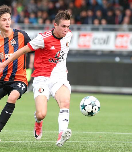 Feyenoord Onder-19 wint ruim van Sjachtar Donetsk in Youth League