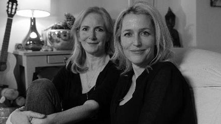 Gillian Anderson & Jennifer Nadel