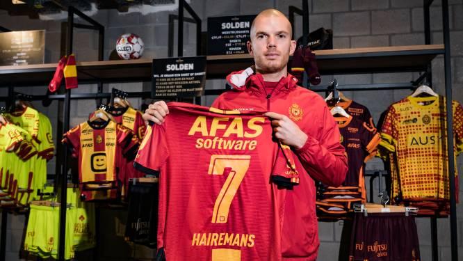 """Scorende Geoffry Hairemans in de vorm van zijn leven: """"Bij Antwerp zullen ze nu wel schrikken"""""""