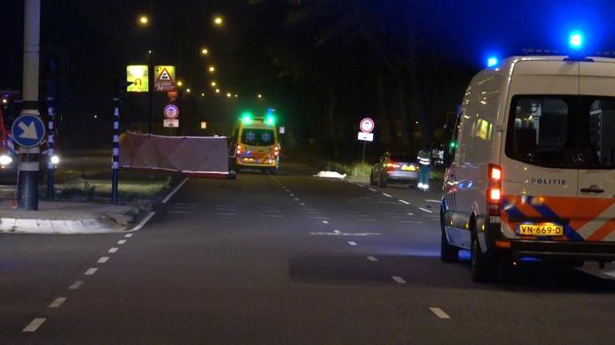 Dodelijk slachtoffer bij mogelijke straatrace in Heerhugowaard.