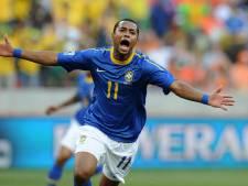 Robinho (36) keert voor 230 euro weer terug bij Santos