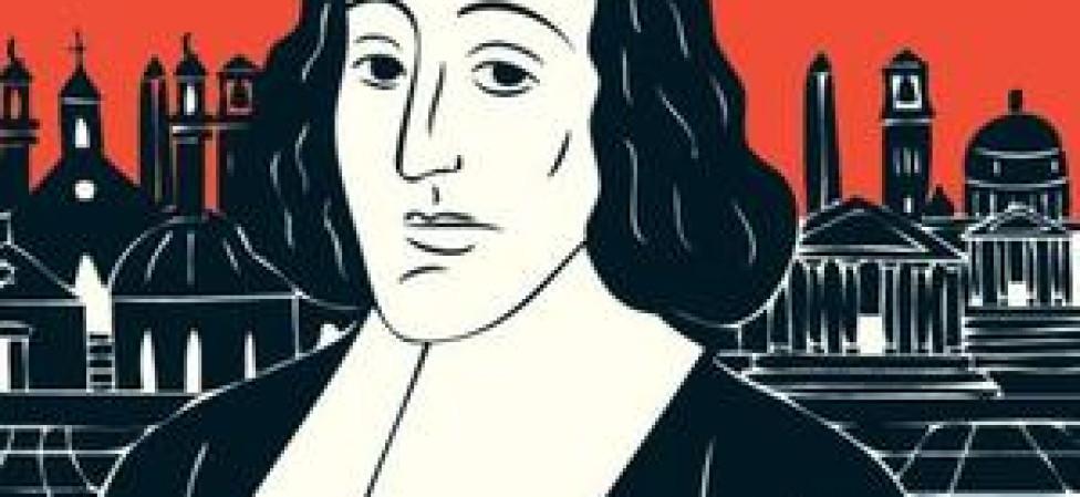Spinoza gered uit de handen van militante atheïsten