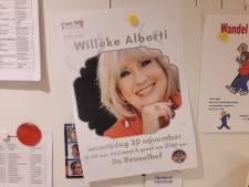 Willeke Alberti verheugt zich op een leuke middag in  Moergestel: 'Zo fijn om te doen'