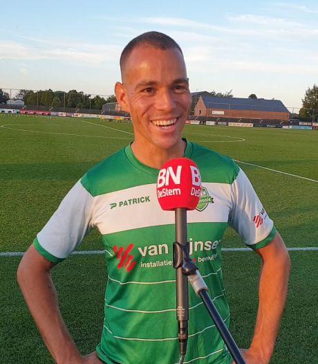 Baronie-spits Mijnhijmer: 'Feit dat we balen na die late 1-0 van NAC zegt genoeg'
