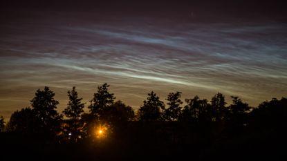 'Lichtende nachtwolken' beloven spektakel