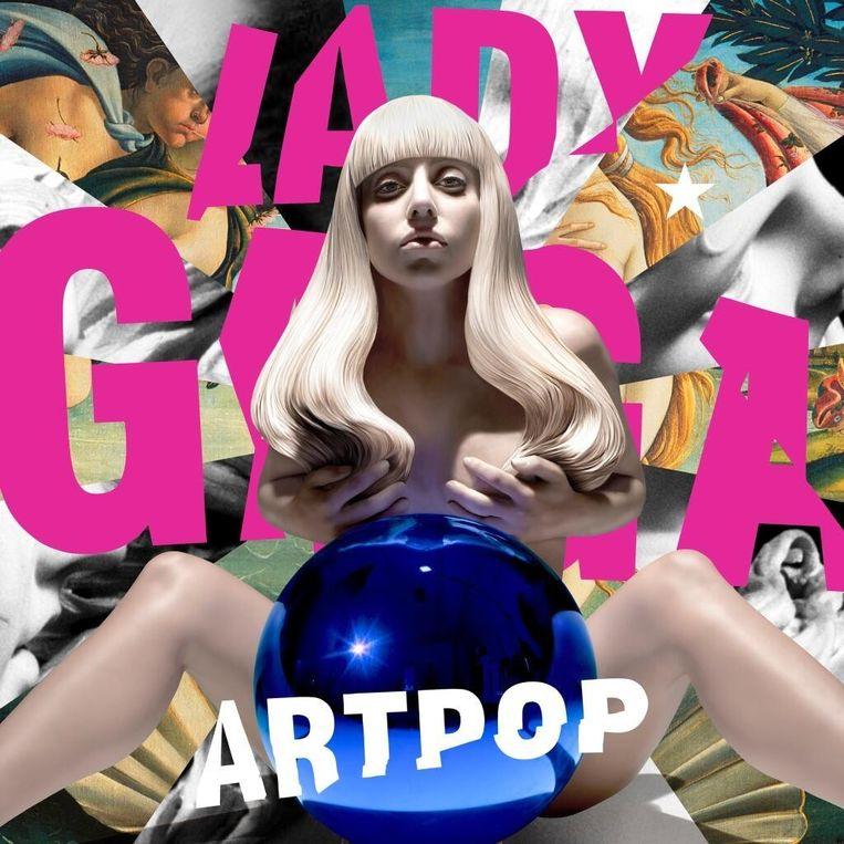 7. Lady Gaga: Artpop. Ontwerp Jeff Koons. Beeld .