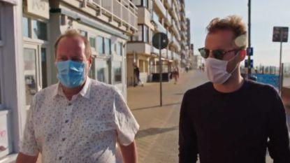 """Vader van Matthias uit 'Jonge Wolven' lag 8 weken in coma door corona: """"Hij was één van de eerste mensen die het had"""""""