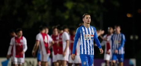 Joey Sleegers staat na jaar van blessureleed voor officiële rentree bij FC Eindhoven