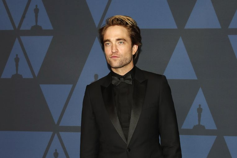 'Twilight'-acteur Robert Pattinson kruipt in de huid van Batman.