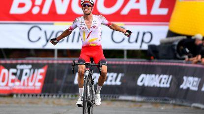 Kenneth Vanbilsen promoveert naar WorldTour