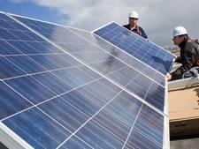 Houten koploper energiezuinige woningen