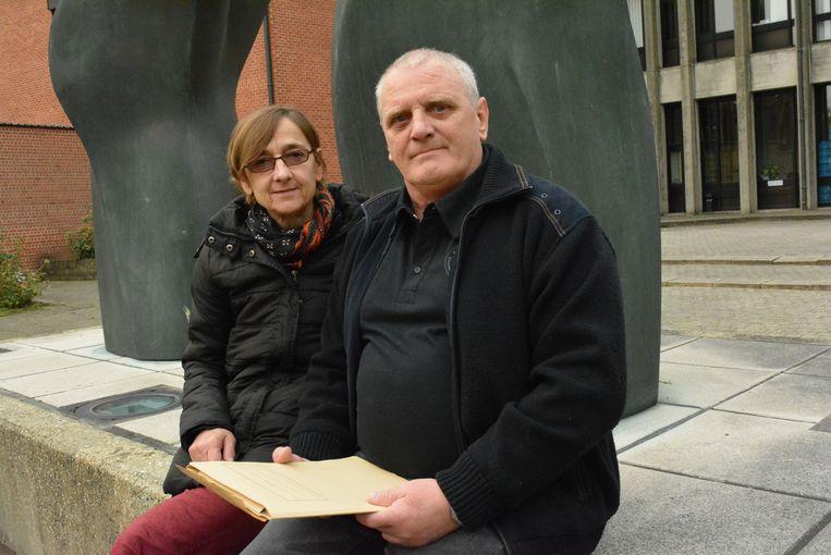 Marc Pensis en zijn vrouw Marie-Therese hadden gehoopt dat de rechter het pand alsnog aan hen zou toewijzen.