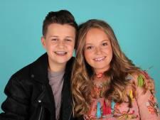 Houtenaar Max (14) 'gewoon weer naar school' na winst Junior Songfestival