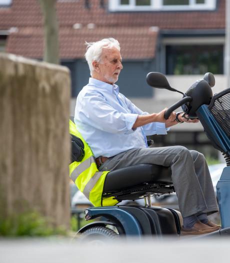 """Edese 'Max Verstappen' (83) wint NK Scootmobiel: ,,Ik heb niet eens zo'n ding"""""""