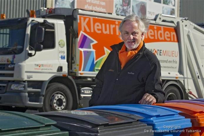 Directeur Van Winden is per direct weg bij Twente Milieu.