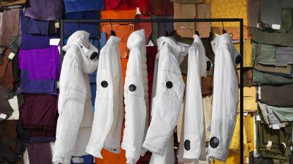 Je eigen jas kleuren? Dat kan dankzij de nieuwe 'Bespoke Colour service' van C.P. Company