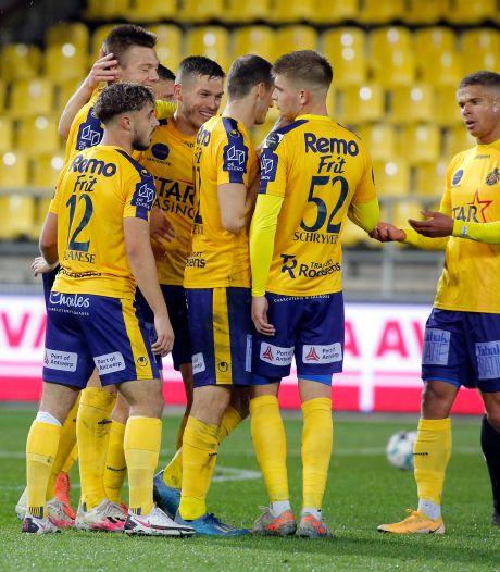 Seize cas positifs à Waasland-Beveren: premier report de match en Pro League