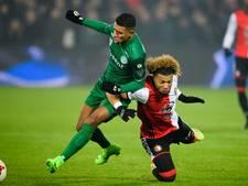 Groningen scoort onder Faber nooit tegen Feyenoord