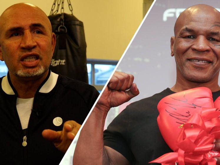 Alex Blanchard over Tyson vs Jones: 'Dit is old school'