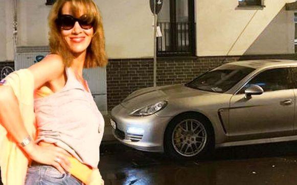 De Duits-Marokkaanse Fatima (44) zat in haar Porsche te wachten op haar zoon (13) toen ze koelbloedig werd neergeschoten.