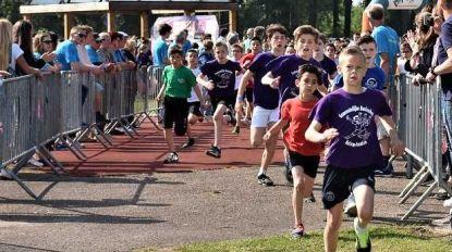 30ste scholenveldloop groot succes