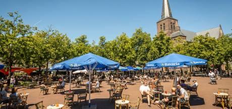 Horecazaken in Deurne krijgen langer meer ruimte voor terras