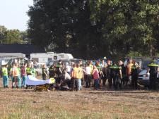 Racewagen rijdt publiek in bij Autocross Leende, vier gewonden