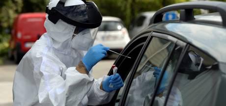 490 nouvelles infections par jour en moyenne, une augmentation de 68%