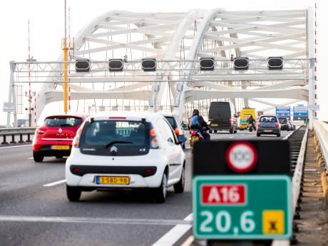 Nieuwe oeververbinding in Rotterdam tussen Kralingen en Feijenoord
