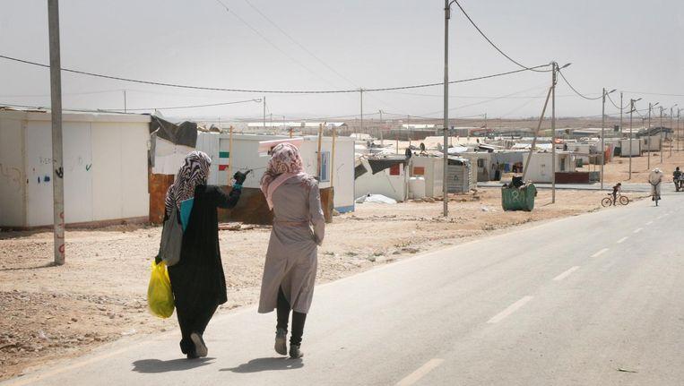 Het vluchtelingenkamp is niet meer tijdelijk Beeld Tamara Franke
