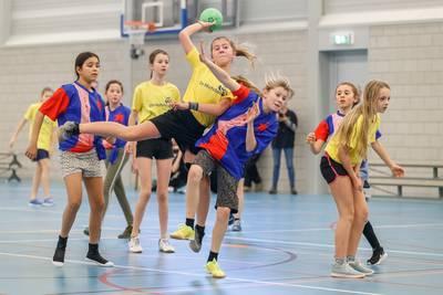 Regionaal trainingscentrum voor handbaljeugd in Breda