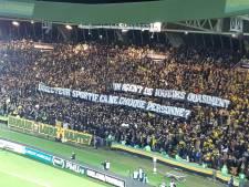 """""""Ça ne choque personne"""": une banderole à l'attention de Mogi Bayat à Nantes"""