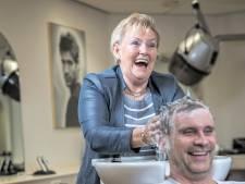 Marianne (69) zit straks nooit meer met de handen in het haar
