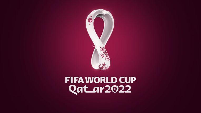 Logo voor WK 2022