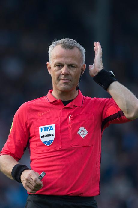 Björn Kuipers komt op maandag én dat heeft een reden