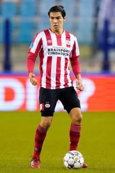 Gutiérrez vecht zijn robbertjes uit voor PSV: 'Wil graag belangrijk zijn'