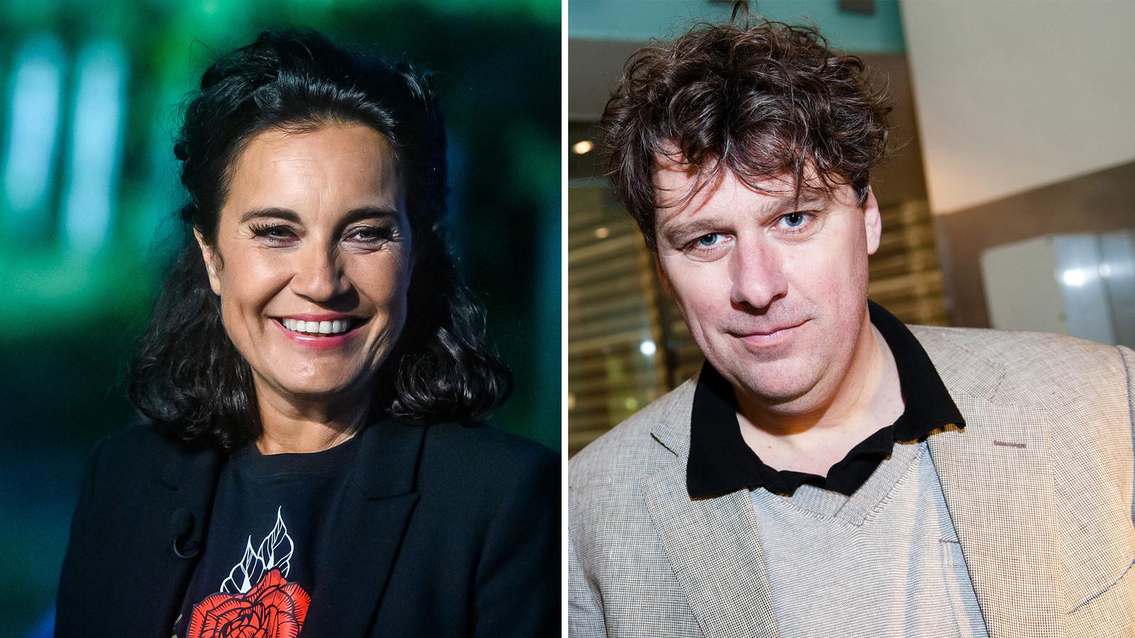 Dione de Graaff en Diederik Ebbinge gaan voor Omroep MAX het nieuwe televisieprogramma Het Museum van Nederland presenteren.