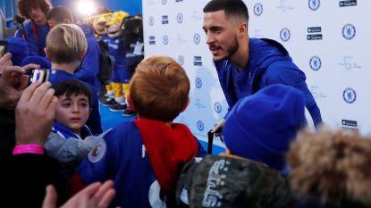 Een blanco cheque van Chelsea of wachten op Real Madrid: Eden Hazard blijft dubben over toekomst