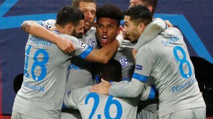 Schalke 04 pakt in extremis volle buit op bezoek bij Lokomotiv Moskou, jonge Amerikaan zorgt voor enige goal