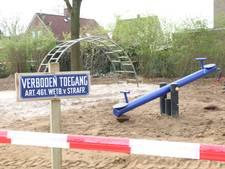 Mogelijk asbest in tuinen rond speeltuin Dinxperlo
