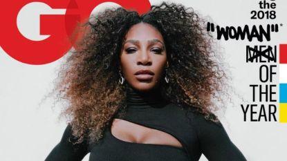 Niet 'Man', maar wel degelijk 'Vrouw van het Jaar': cover van befaamd magazine met Serena Williams beroert