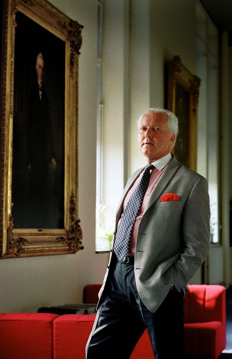 Delftse emeritus hoogleraar Guus Berkhout. Beeld Roger Dohmen / ANP