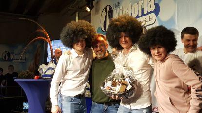 'Ee Krullenbol' op nummer 1 in de Carnaval Top 100