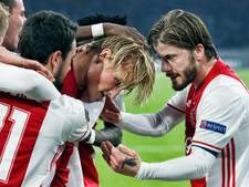 Ajax loot Schalke in kwartfinale Europa League