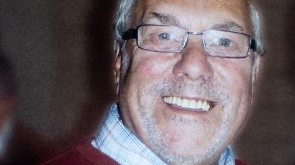 """Overvolle kerk neemt afscheid van 'levenskunstenaar' Willy Meersman. """"Bompa, voor jou was het glas altijd halfvol"""""""