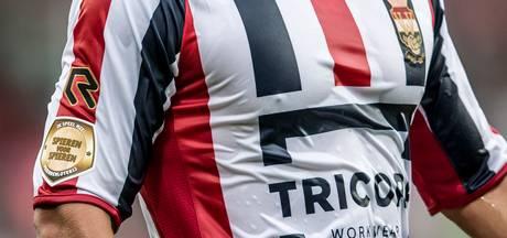 Geen topdeal met shirt Willem II