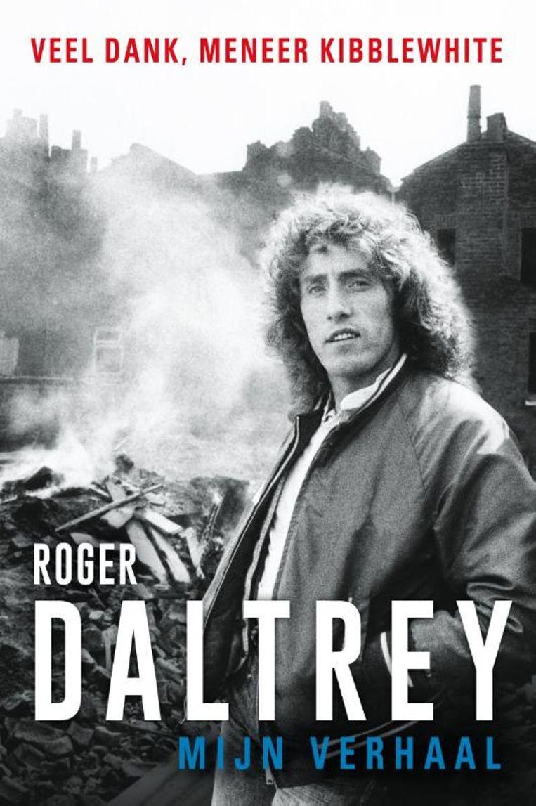 leadzanger Roger Daltrey .  Beeld null