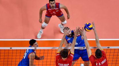 Servië overdondert Red Dragons, die als tweede eindigen in de groep