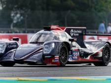 Job van Uitert rijdt snelste rondetijd op Le Mans, maar valt door pech van het podium